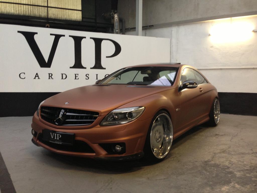 Vip Cardesign Mercedes